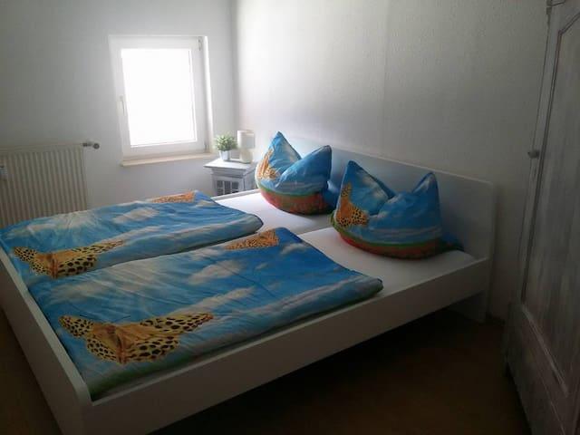 Ferienwohnung auf dem Reiterhof - Ilmtal - Tatil evi