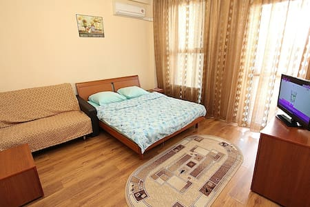 23. Cozy flat in the city center