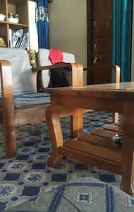 24 hours water supply, clean and free apartment,