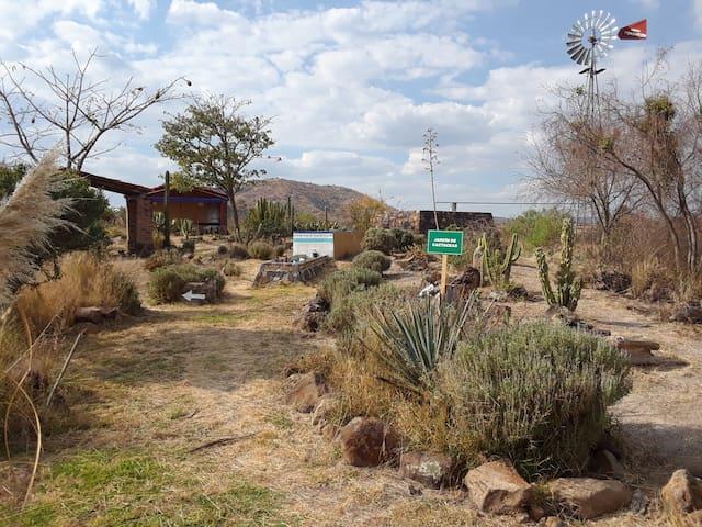 Rancho Vergel de Tonantzín.