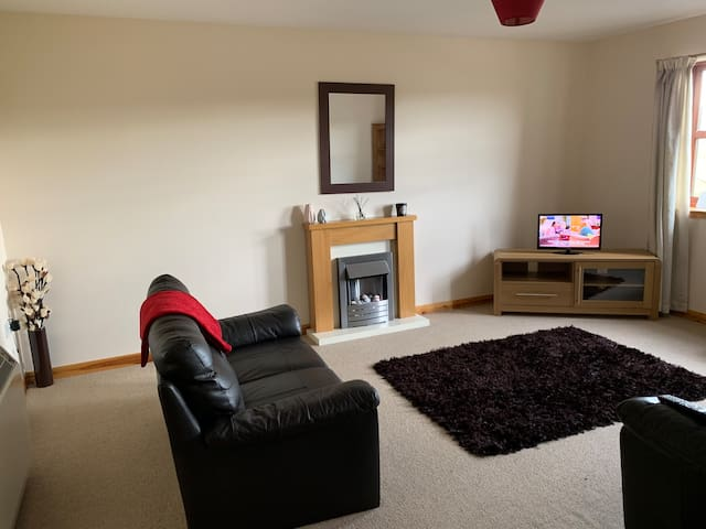 2 Bedroom Modern First Floor Flat Thurso Caithness