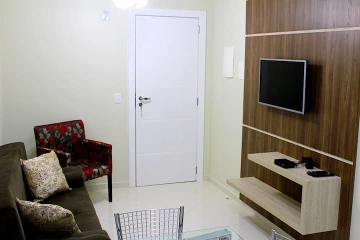 Apartamento Perto Águas Termais 3303