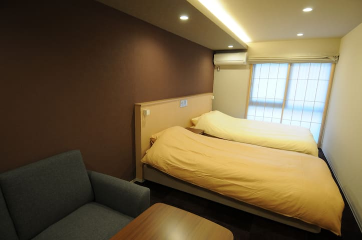 HIZ HOTEL Kyoto★103★Popular areas in Kyoto Max 5P