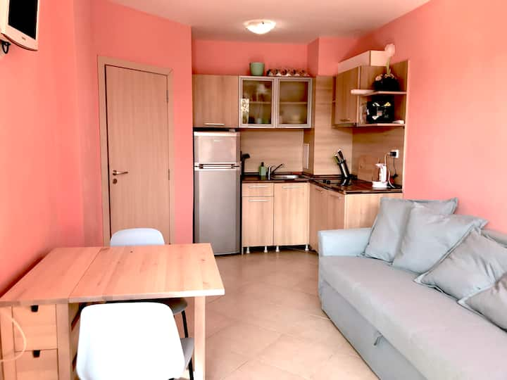One Bedroom Flat in Emberli Aparthotel.