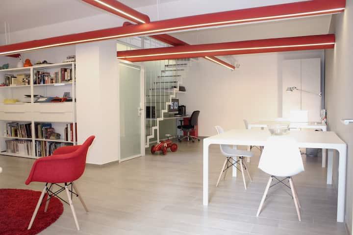 Designer's Lab on the Navigli