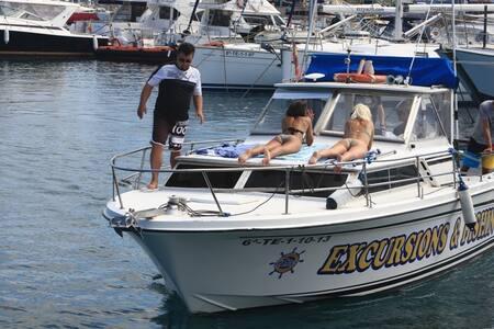 ANTARES YACHT - Golf del Sur - Boot