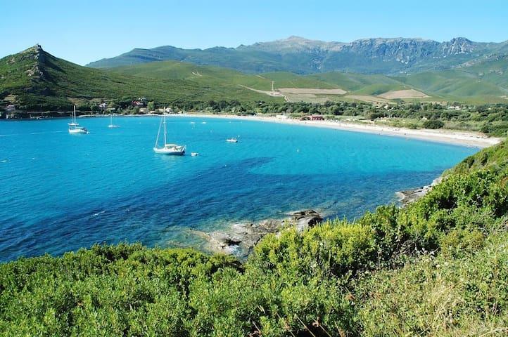 Cap Corse, à 2 min de la plage - Pietracorbara - Hus