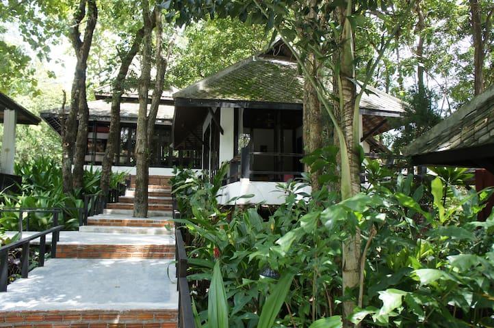 Resort/Villas for Family/Corporate - Mae Tha - Villa
