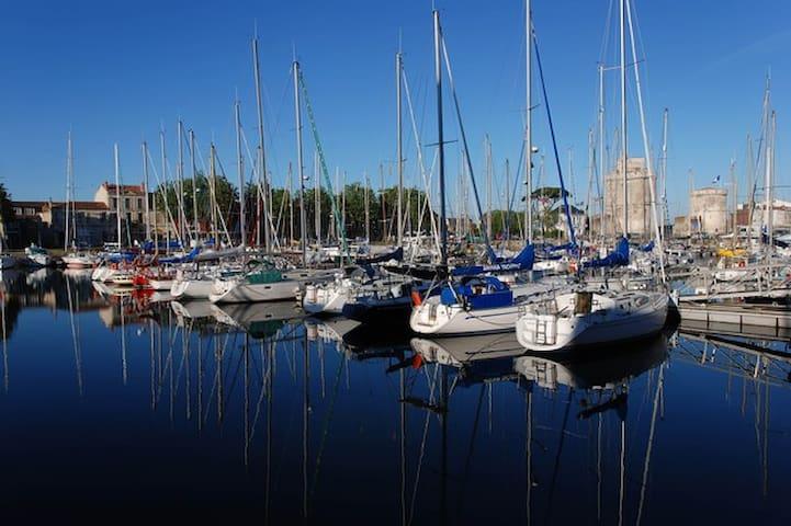 Bateau hyper centre La Rochelle (PRINCESS)