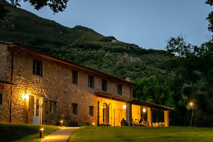 Casa Mariella, elegante casale di campagna