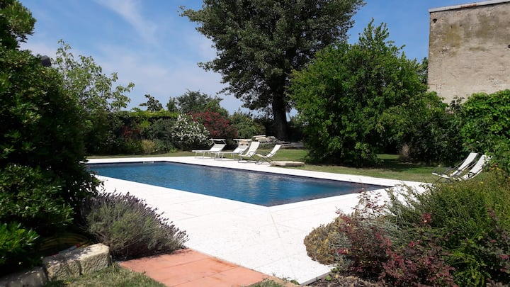 Queit Country House w/ Swimming Pool near Verona!