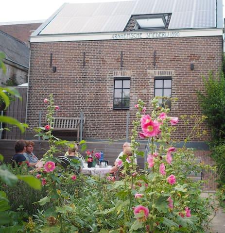 Luxe en zelfstandige woning in centrum Arnhem
