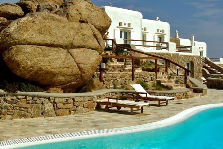 Mykonos Villa Super Paradise One
