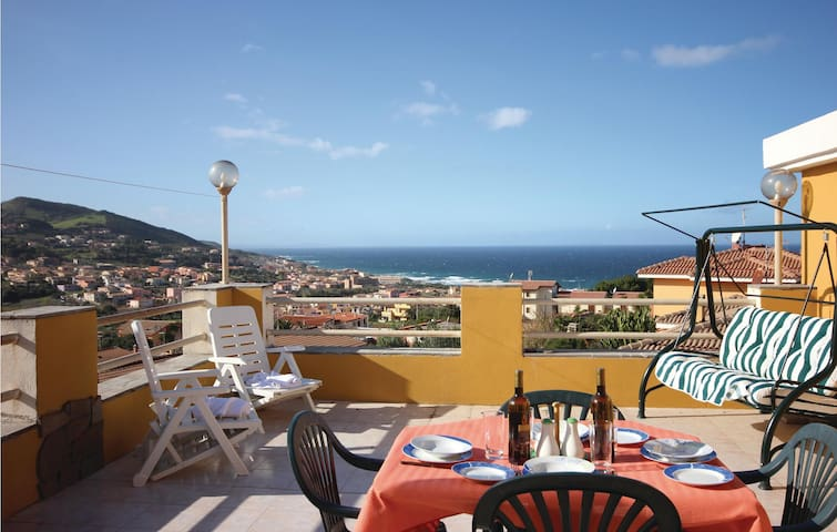 Holiday apartment with 2 bedrooms on 88m² in Castelsardo SS