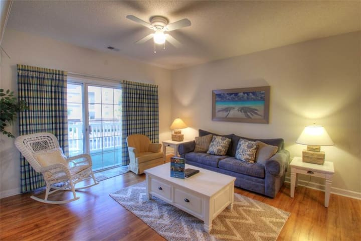 Cypress Bend 222 - North Myrtle Beach - Villa