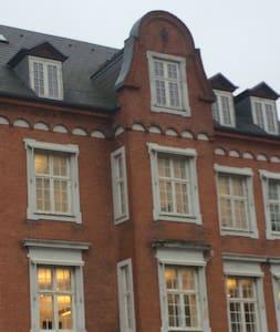 Central penthouse i Slagelse - Slagelse