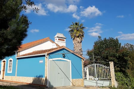 Casa Azul , safe  private house ♡ Portugal Tomar !
