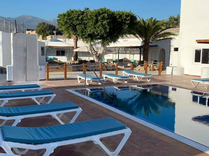 6 PAX Shared Room  in El Médano - Tenerife