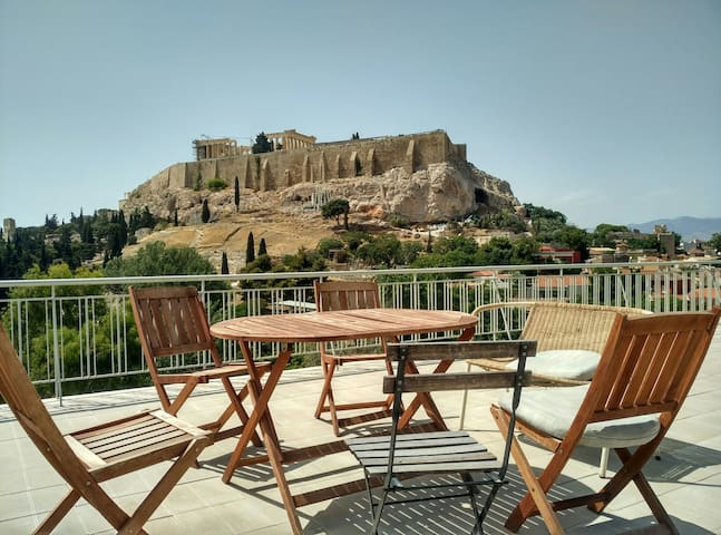 Little gem + most amazing location in Athens - Athens - Apartment