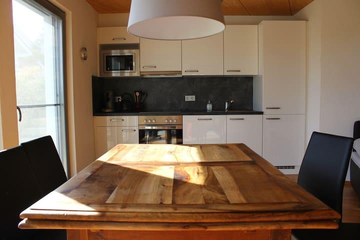 Ferienwohnung Alpenblick - Weilheim - Appartement