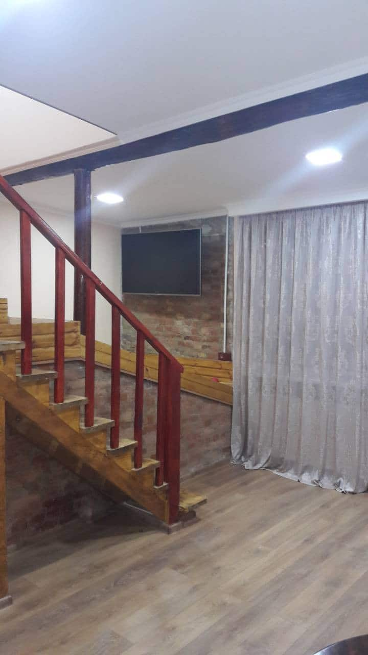 Sunny apartment in central region of Tbilisi