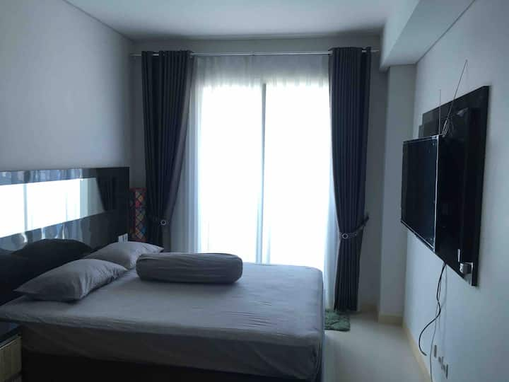 Apartement Studio Borneo bay City