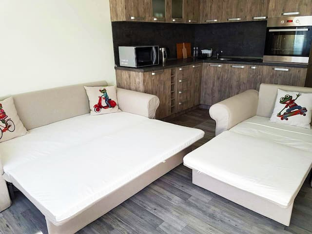 Cozy One Bedroom Apartment in Iglika Complex - Borovets - Pis