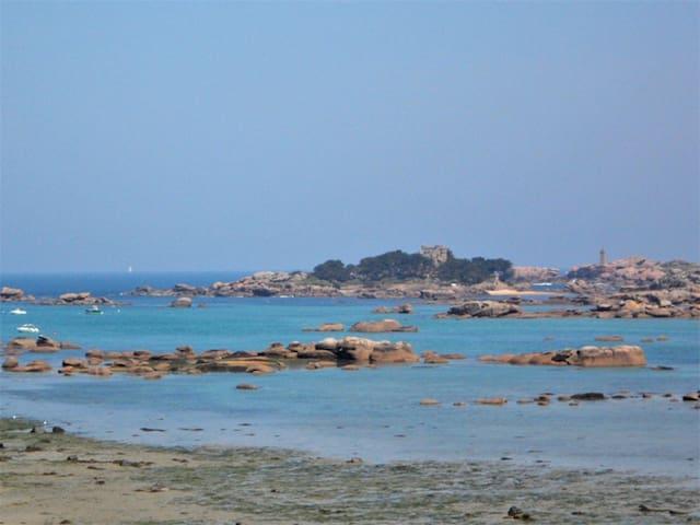 Magnifique appartement avec vue imprenable sur la mer !
