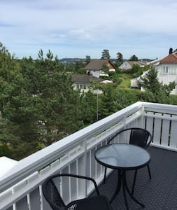 Top-floor apartment - Arendal