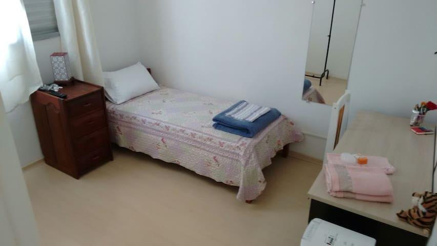 Quarto Piracicamirim - Piracicaba - Apartmen