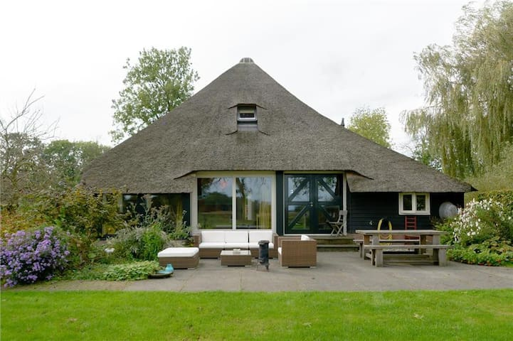 1 persons room - Giethoorn - Srub