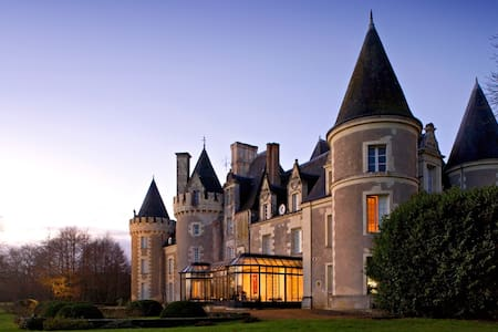 Calme et détente au Château ... - Courcelles-de-Touraine