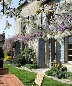 Ancient Convent - Chef-Boutonne - Bed & Breakfast