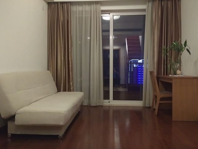 Convenient Duplex Apartment in Laoshan District - Qingdao - Apartment