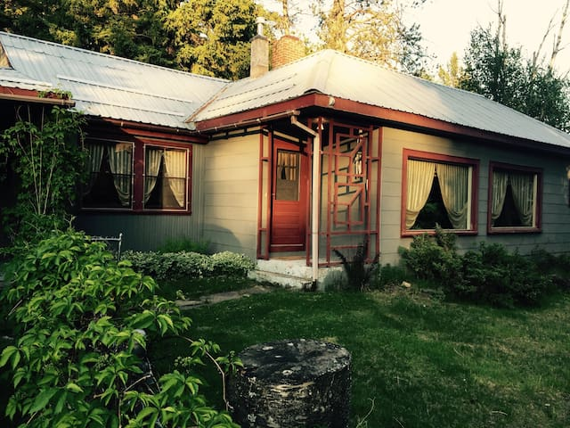 Cozy Home Makes Perfect Spot To Visit Glacier Park - Columbia Falls - Casa