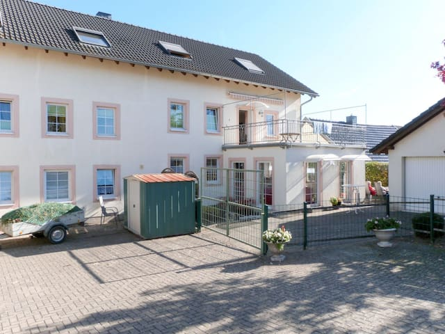 Spacious holiday house Wössner, suitable for large groups