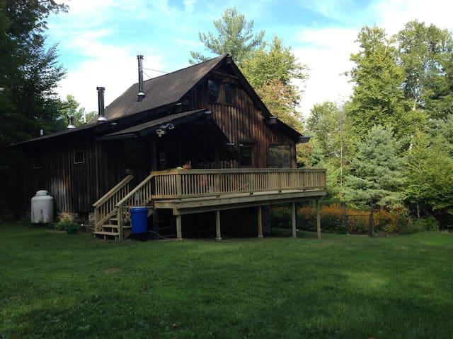 Catskills Retreat on three  peaceful acres - Kerhonkson - House