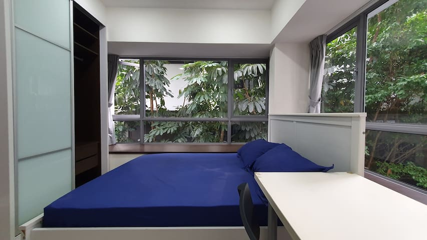 A cosy room at walking distance to Queenstown MRT