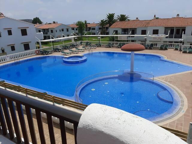 Habitación doble en Son Bou, Pool and Relax!