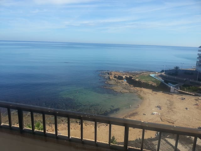 Beach Front penthouse apartment - Torrevieja