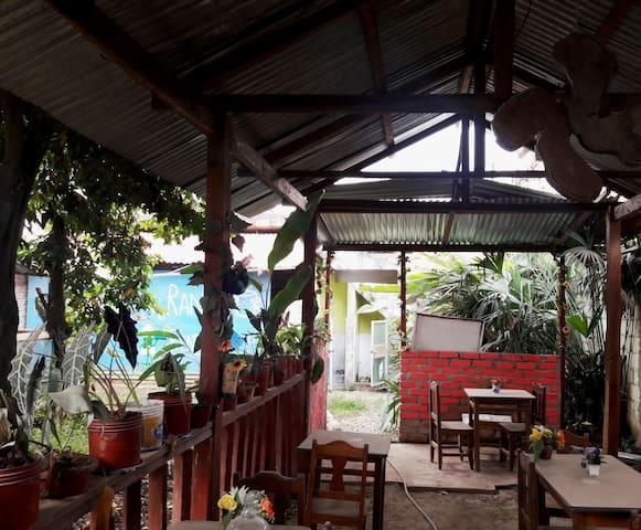 Casa de la Sra. Magda Reza