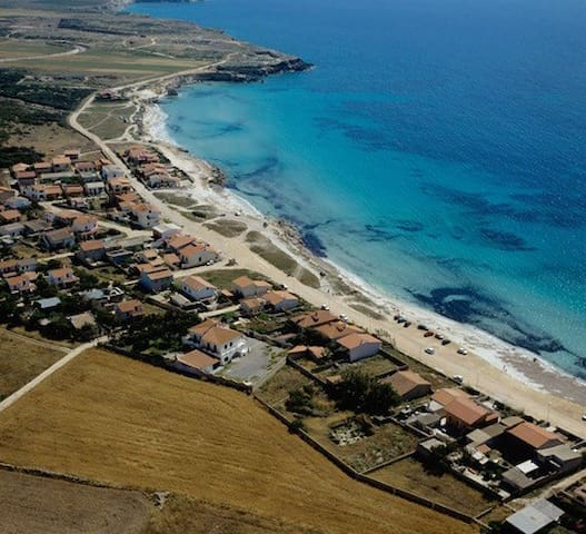 Flamingo Country house Land and Sea - San Vero Milis - Huis