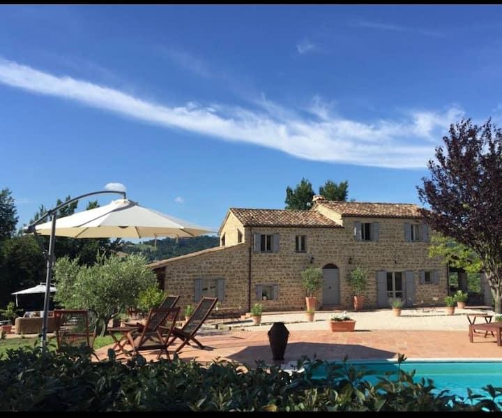 Casa Giuseppe, Sarnano, Le Marche, Italy