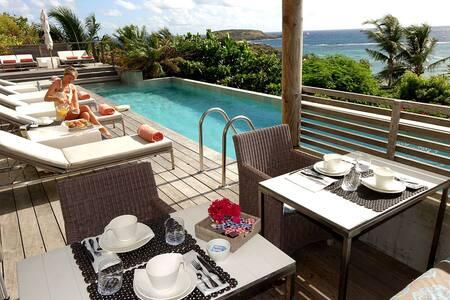 Luxury Lagoon Suite St Barts - Gustavia - Gästesuite