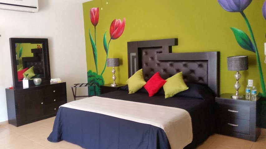 LUNA suite, Hotel ¨La Sofia¨Estancia