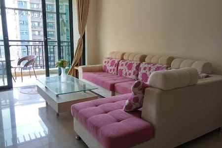 高档小区商品房单间短租 - Qingyuan - Casa adossada