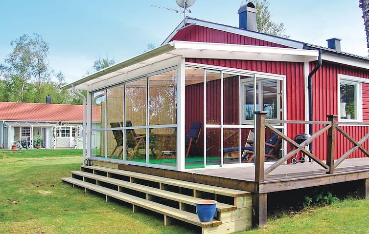 Holiday cottage with 3 bedrooms on 80m² in Ljungby