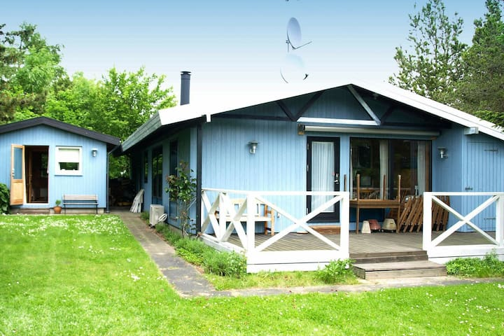 8 person holiday home in Slagelse