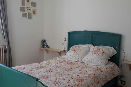 Très belle chambre et SdB privative
