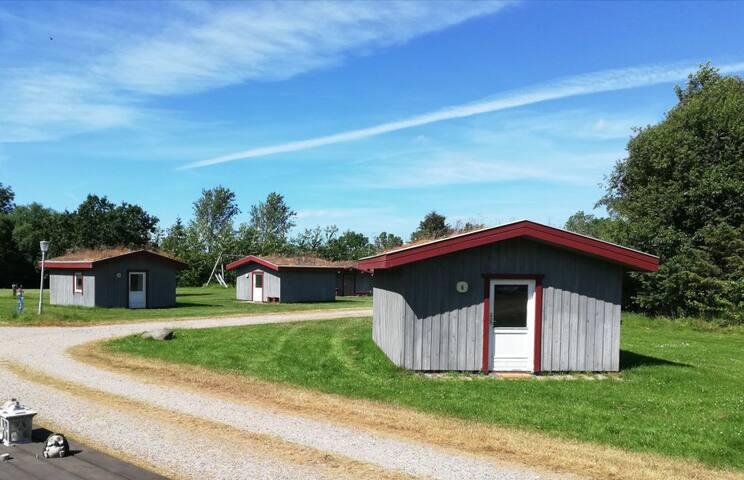 Hytte 1 i Fiskepark og camping